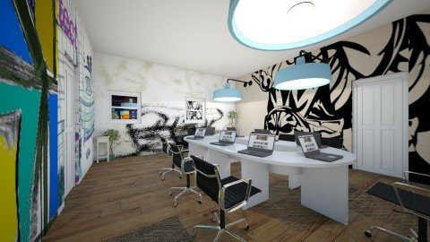 1500a - Country - Office - by Mohamed Nur Mohamed