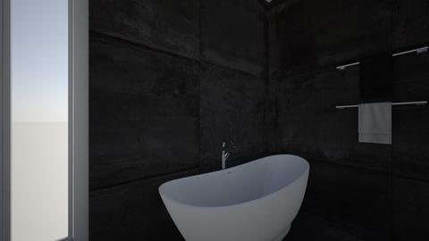 b - Bathroom  - by nikkimitrega123456