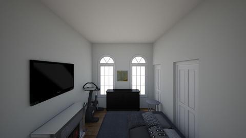 bedroom - by mhtopor