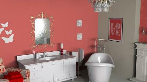 l.o.v.e - Classic - Bathroom  - by Andrea_