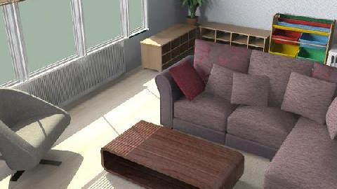 sainsbry sofa right - Minimal - Living room  - by Tom Chapman