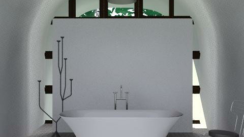 Voulted Bathroom - Minimal - Bathroom - by 3rdfloor