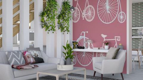 Cosy corner  - Modern - Living room  - by augustmoon