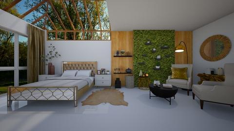 Bedroom - Bedroom - by DanielaIoanaEnescu