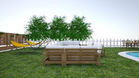 outdoor - Garden - by n_novak_