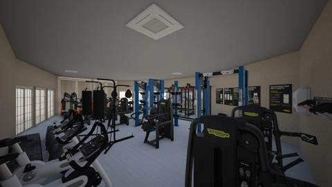 Multip GYM  - Eclectic - by Badgalriri
