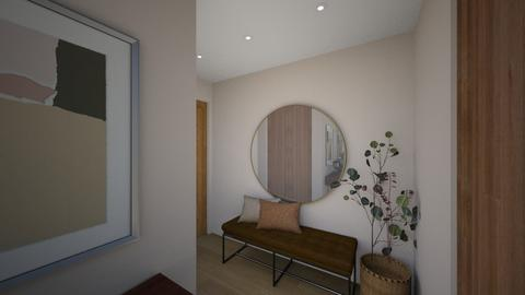 Casa Javier recibidor 2 - Modern - Living room  - by anapia01