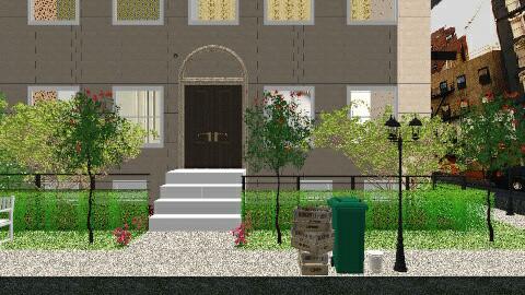 98 Oxford Street - Classic - Garden  - by thekidd
