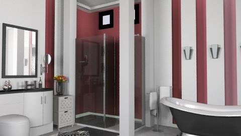 Banheiro 08 - Bathroom - by georgianasouza