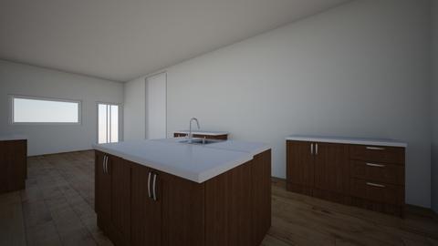 cocina - Kitchen  - by ccantos
