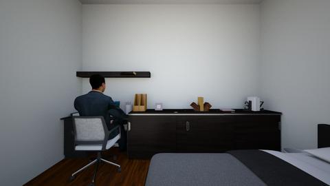HABITACION VICTOR  - Modern - Bedroom - by LUCERO PEREZ