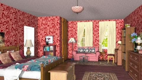 Grand Parents Bedroom - Classic - Bedroom  - by Bibiche