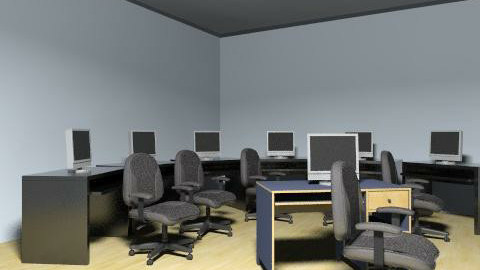 PCNroom - Minimal - Office  - by suncor