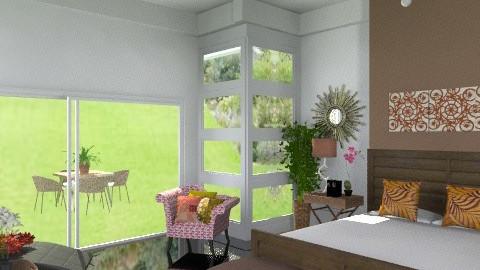bedroom101 - Classic - Bedroom - by jackiefruit