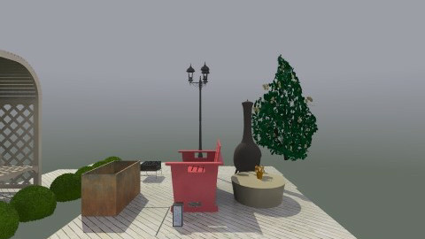 ggggg - Rustic - Garden  - by Anton Stuck