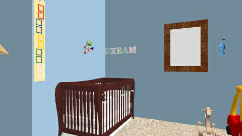 baby boy room - Country - Kids room  - by sammy5232
