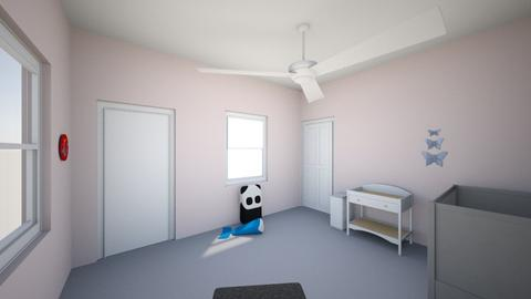 nursery  - Kids room  - by SamMcIntosh
