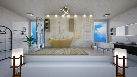 Bagno di lusso - Bathroom  - by Sara87