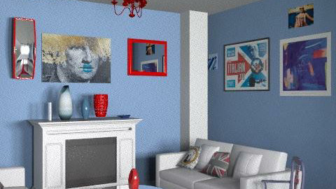 Uk Dream - Minimal - Living room  - by SariJo