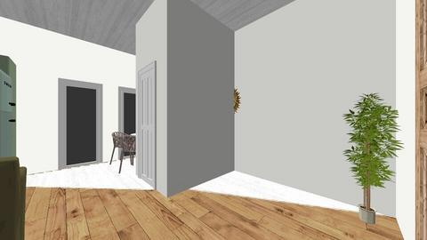 LIVING ROOM 1 - Living room  - by Paulina Triantafyllou