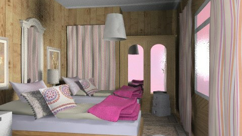 dream - Country - Bedroom - by chania