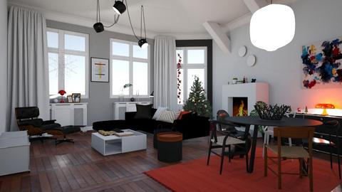 Eve - Living room  - by EDeb