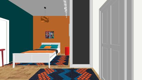 orange - Retro - by summerdeco11