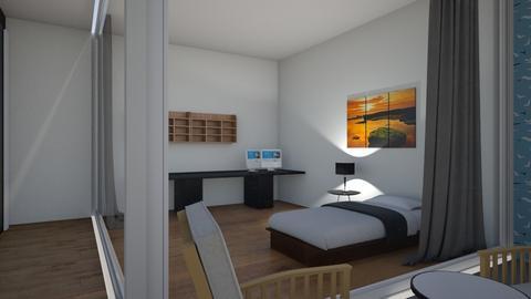 DHYEY ROOM - Bedroom  - by YIGATI