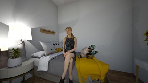 MI CUARTO - Bedroom  - by MillieBobyBrown551