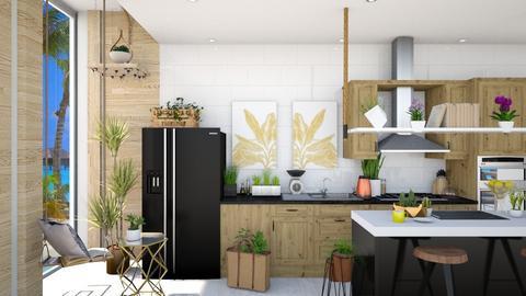 IP Artisan Kitchen - Kitchen  - by GinnyGranger394