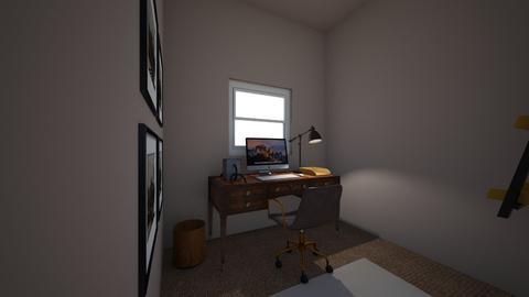 Study - Office  - by anthonydouglas93