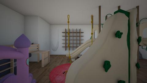Kid room - Kids room  - by Szakalaka3000
