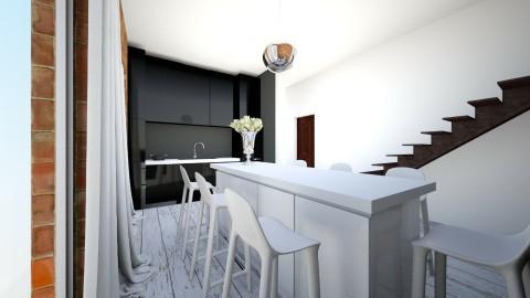 piekna1 - Retro - Kitchen  - by ewcia11115555