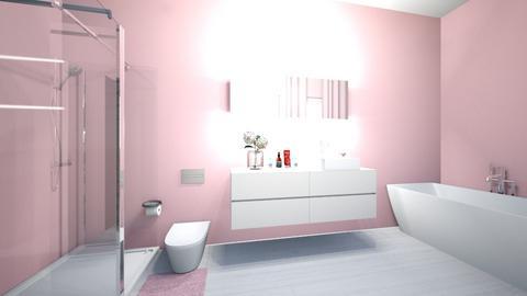 Bathroom_Princess Series - Feminine - Bathroom  - by Agamanta