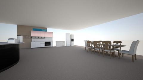 uuu - Country - Kitchen  - by riangelica