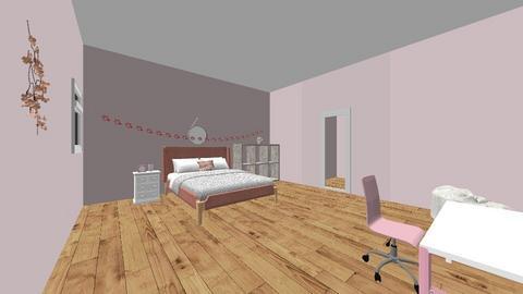 girls bedroom - by bob909