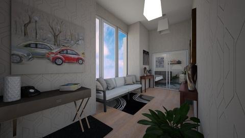 WhiteyTidey - Minimal - Bedroom  - by Eli_Anna