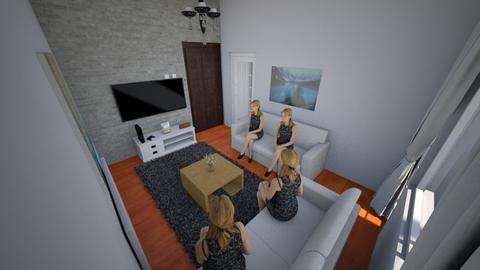 salon yeni - Kitchen  - by filozof