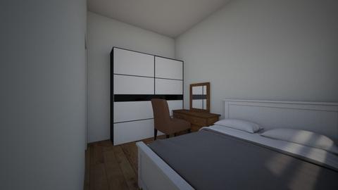 Spavaca manja - Bedroom  - by PAleksandar
