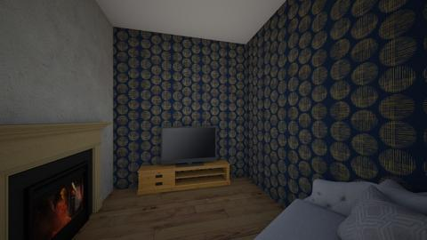 da room - Modern - Living room  - by magischlol