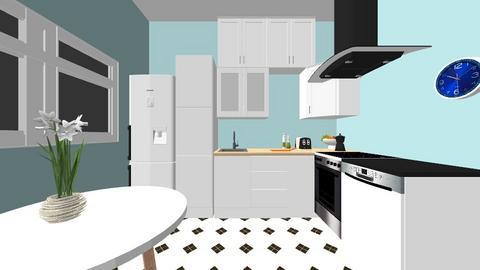 kuchnia - Kitchen  - by kokoloko2121