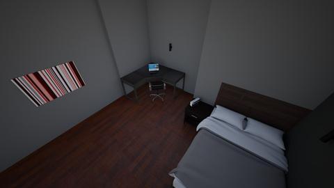 room - Modern - Bedroom  - by cjstone12345678910