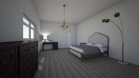 pokoj - Modern - Bedroom  - by matejsmrdi