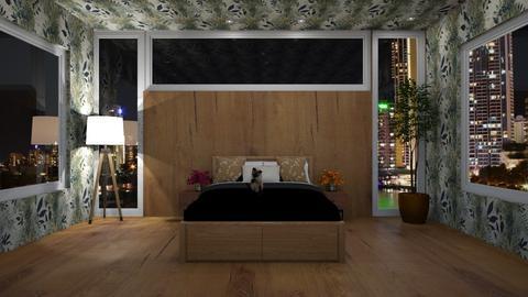 bedroom - by IESdesign