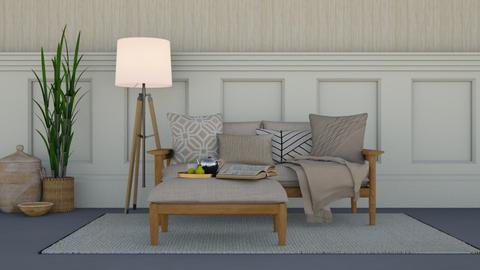 Beige - Classic - Living room  - by HenkRetro1960