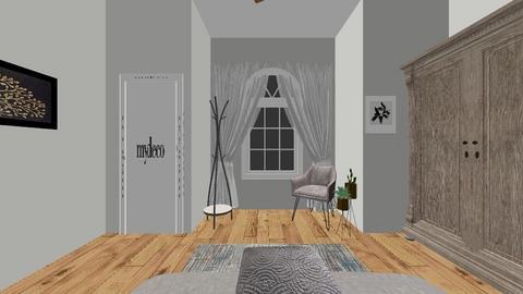 Kenia Hernandez - Modern - Bedroom  - by Kenia_hernandez