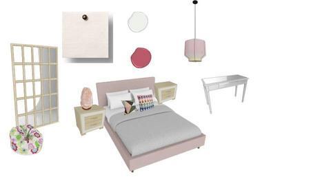 bedroom - by Cortesar