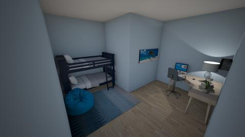 Just a Room - Bedroom - by Galaxy Warrior