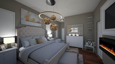 Comfy Condo Bedroom2  - Bedroom  - by Amal Soloman