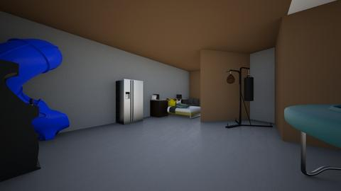Thomas room - Bedroom  - by Group602